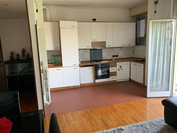 Appartamento in affitto a Cesate, Stazione, Arredato, con giardino, 100 mq