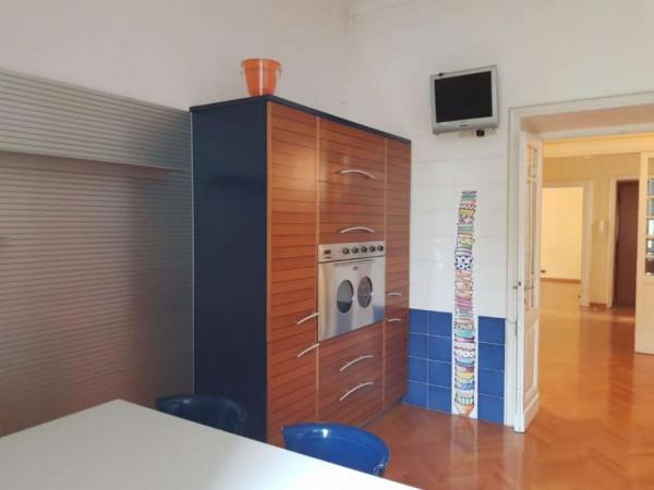 Appartamento in affitto a Roma, Bologna, 190 mq