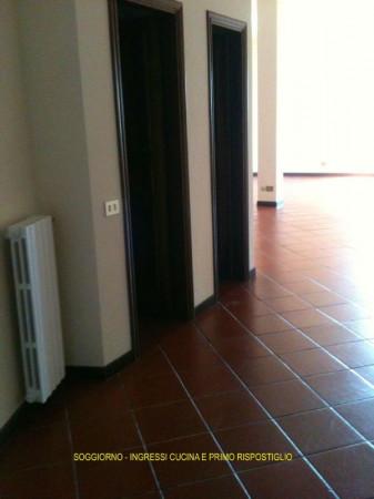 Appartamento in affitto a Firenze, Con giardino, 105 mq - Foto 11