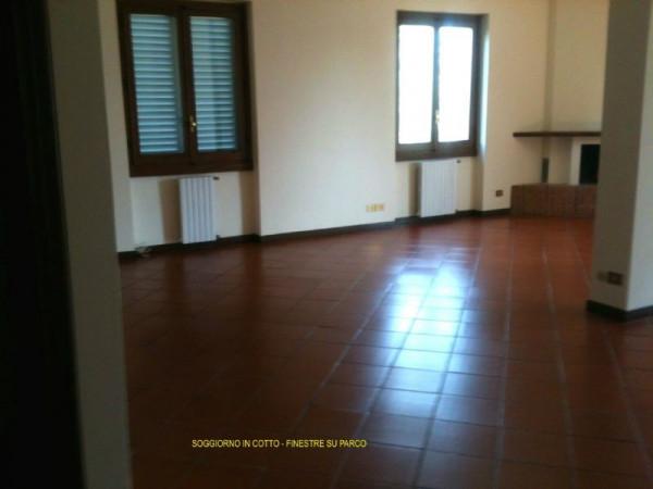 Appartamento in affitto a Firenze, Con giardino, 105 mq - Foto 9