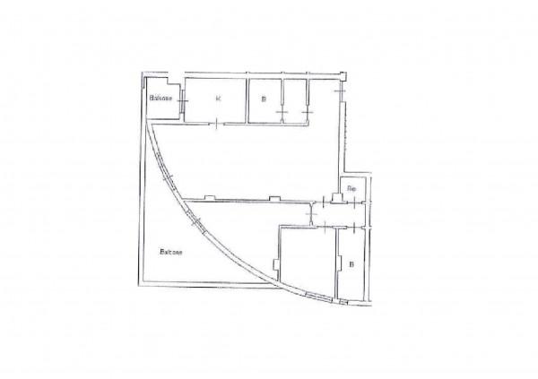 Appartamento in affitto a Roma, Ponte Di Nona - Colle Degli Abeti, 102 mq - Foto 2