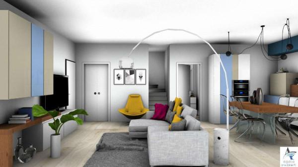 Casa indipendente in vendita a Torino, Barca, Con giardino, 180 mq - Foto 2