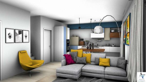 Casa indipendente in vendita a Torino, Barca, Con giardino, 180 mq - Foto 4