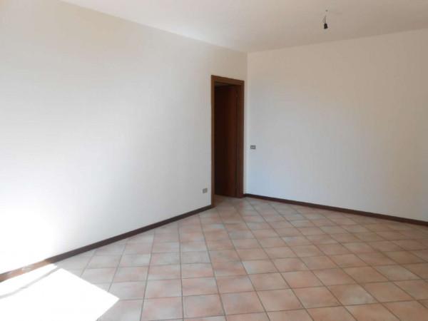 Appartamento in vendita a Bagnolo Cremasco, Centro, 105 mq