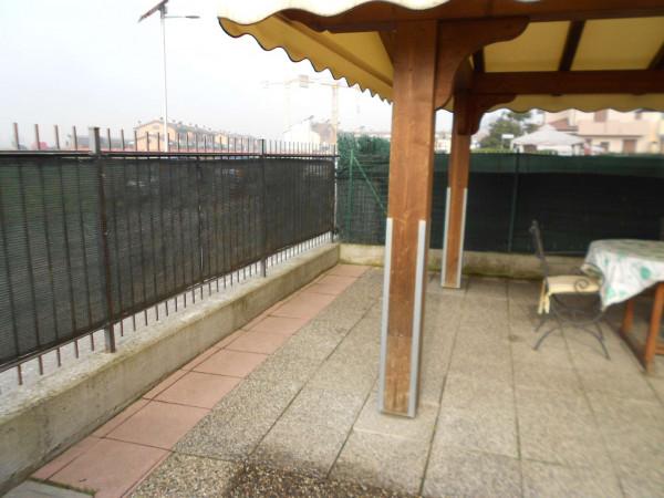 Appartamento in vendita a Casaletto Lodigiano, Residenziale, Con giardino, 94 mq - Foto 3