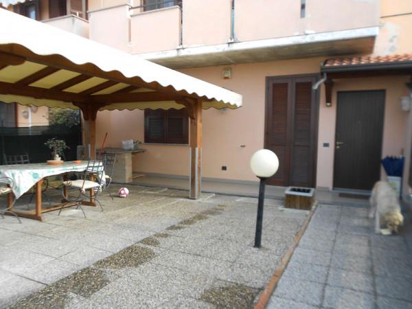 Appartamento in vendita a Casaletto Lodigiano, Residenziale, Con giardino, 94 mq
