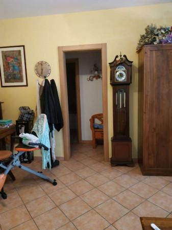Appartamento in vendita a Roma, Fonte Ostiense, Con giardino, 110 mq - Foto 19