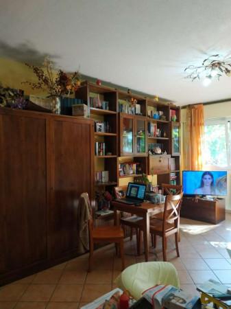 Appartamento in vendita a Roma, Fonte Ostiense, Con giardino, 110 mq - Foto 18