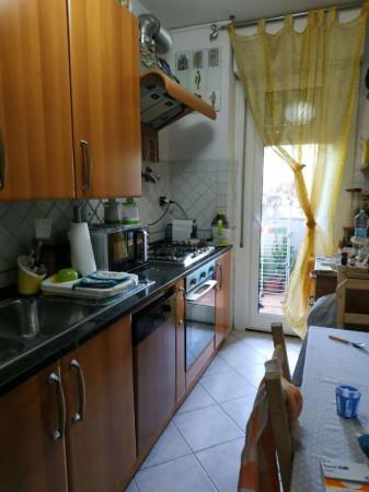 Appartamento in vendita a Roma, Fonte Ostiense, Con giardino, 110 mq - Foto 16