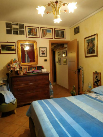 Appartamento in vendita a Roma, Fonte Ostiense, Con giardino, 110 mq - Foto 14