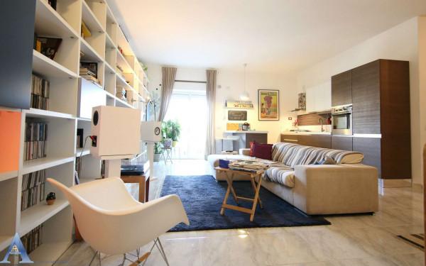 Appartamento in vendita a Taranto, Lama, Con giardino, 97 mq - Foto 4