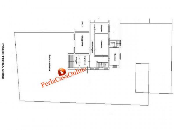 Appartamento in vendita a Forlì, Musicisti, Con giardino, 310 mq - Foto 7