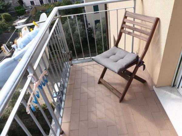 Appartamento in vendita a Genova, Adiacenze Monoblocco San Martino, 102 mq - Foto 12
