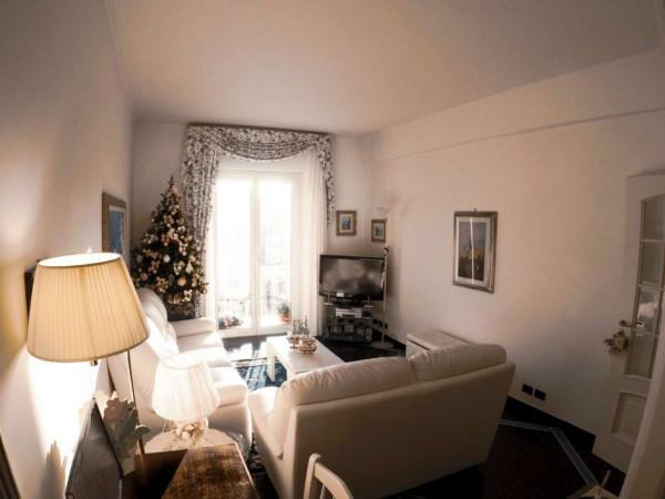 Appartamento in vendita a Genova, Adiacenze Monoblocco San Martino, 102 mq - Foto 37