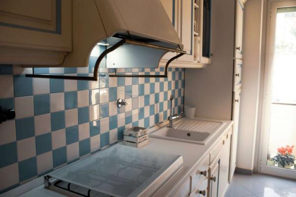 Appartamento in vendita a Genova, Adiacenze Monoblocco San Martino, 102 mq - Foto 59
