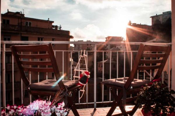 Appartamento in vendita a Genova, Adiacenze Monoblocco San Martino, 102 mq - Foto 15
