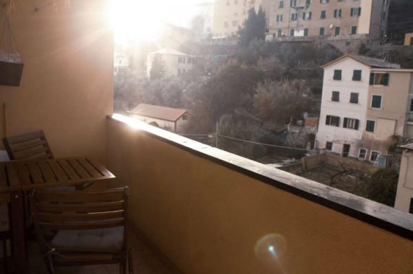 Appartamento in vendita a Genova, Adiacenze Monoblocco San Martino, 102 mq - Foto 9