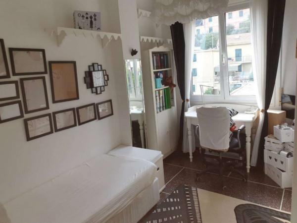 Appartamento in vendita a Genova, Adiacenze Monoblocco San Martino, 102 mq - Foto 54