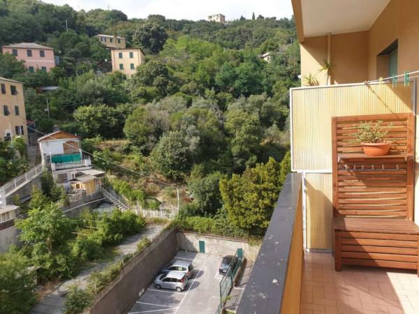 Appartamento in vendita a Genova, Adiacenze Monoblocco San Martino, 102 mq - Foto 10