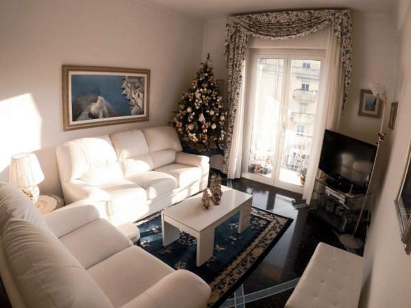 Appartamento in vendita a Genova, Adiacenze Monoblocco San Martino, 102 mq - Foto 63