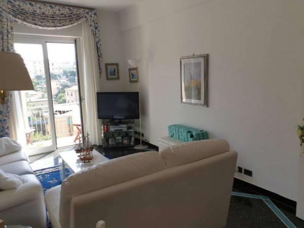 Appartamento in vendita a Genova, Adiacenze Monoblocco San Martino, 102 mq - Foto 38