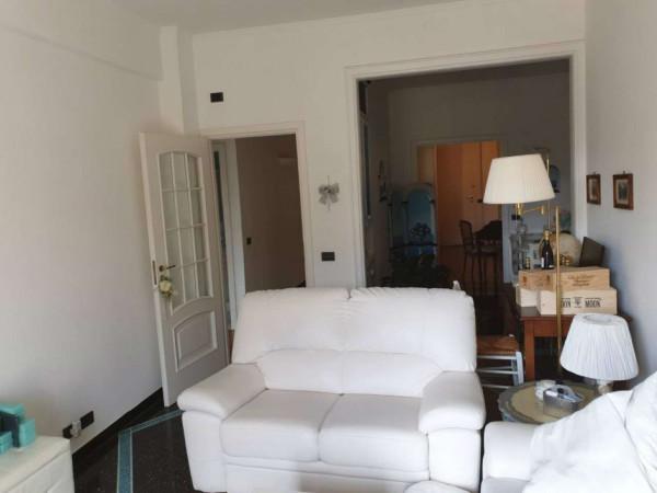 Appartamento in vendita a Genova, Adiacenze Monoblocco San Martino, 102 mq - Foto 41