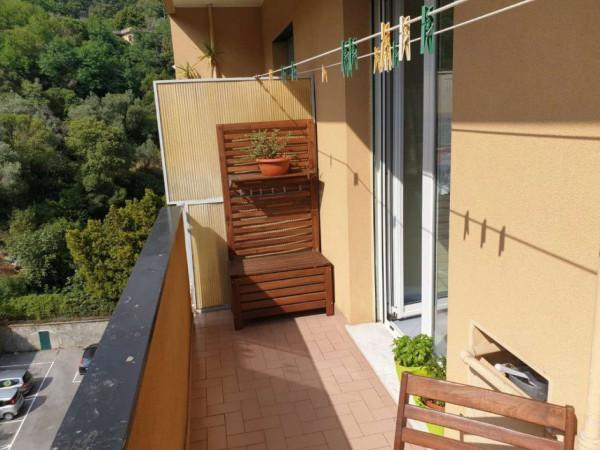 Appartamento in vendita a Genova, Adiacenze Monoblocco San Martino, 102 mq - Foto 13