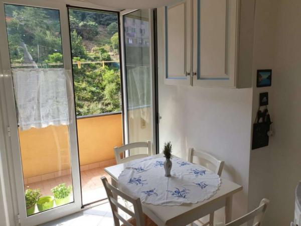 Appartamento in vendita a Genova, Adiacenze Monoblocco San Martino, 102 mq - Foto 58