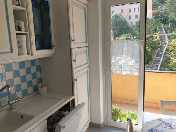 Appartamento in vendita a Genova, Adiacenze Monoblocco San Martino, 102 mq - Foto 30