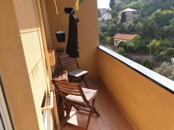 Appartamento in vendita a Genova, Adiacenze Monoblocco San Martino, 102 mq - Foto 11