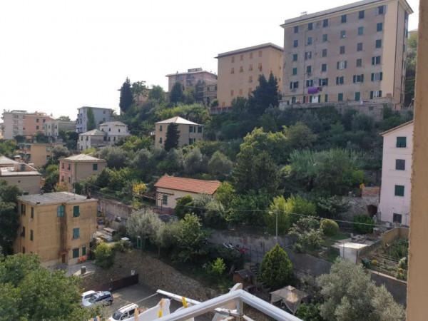 Appartamento in vendita a Genova, Adiacenze Monoblocco San Martino, 102 mq - Foto 47