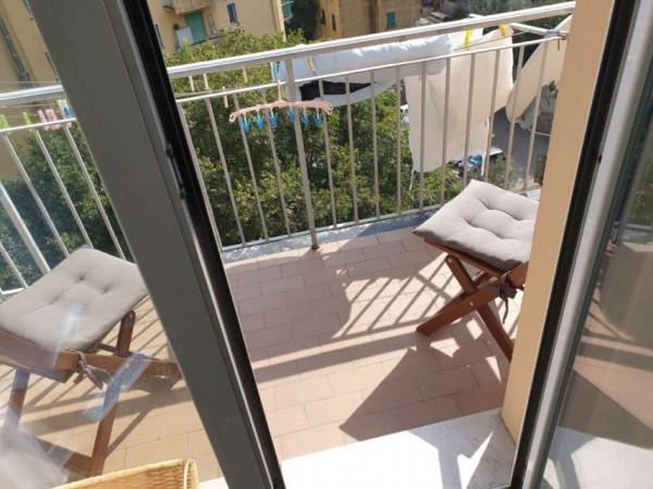 Appartamento in vendita a Genova, Adiacenze Monoblocco San Martino, 102 mq - Foto 14
