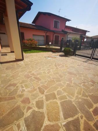Villa in vendita a Pandino, Residenziale, Con giardino, 180 mq - Foto 6