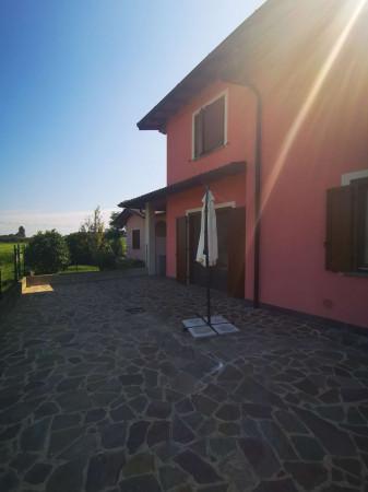 Villa in vendita a Pandino, Residenziale, Con giardino, 180 mq - Foto 3