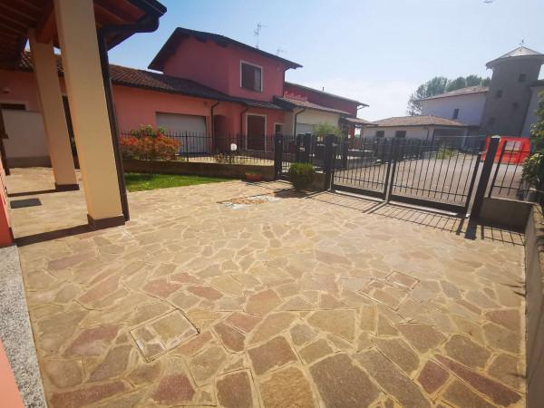Villa in vendita a Pandino, Residenziale, Con giardino, 180 mq - Foto 5