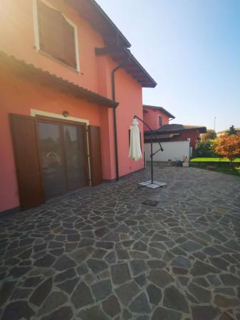 Villa in vendita a Pandino, Residenziale, Con giardino, 180 mq - Foto 16
