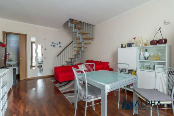 Appartamento in vendita a Forlì, Arredato, con giardino, 70 mq