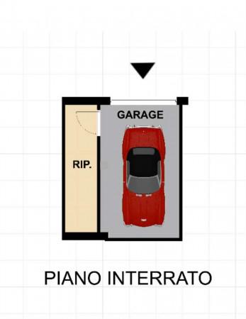 Appartamento in vendita a Forlì, Con giardino, 90 mq - Foto 2
