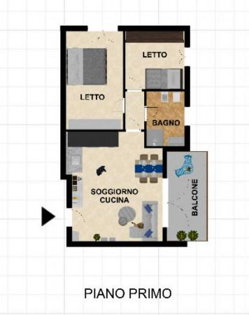 Appartamento in vendita a Forlì, Con giardino, 90 mq - Foto 3