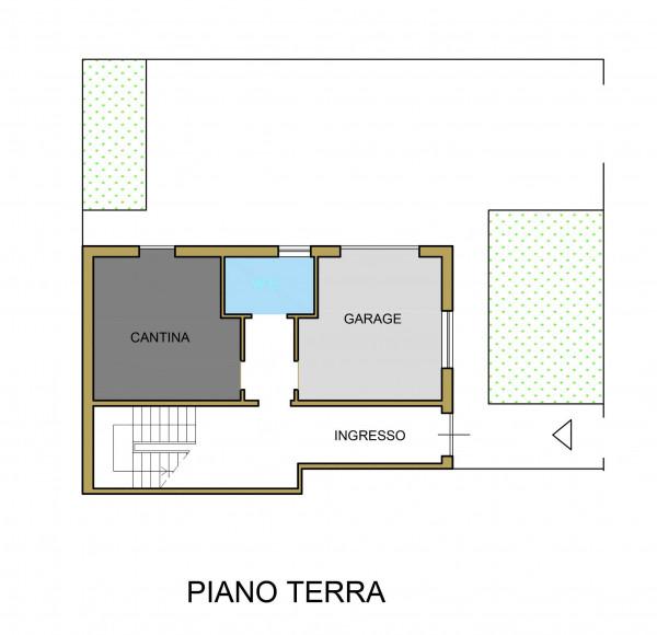 Appartamento in vendita a Forlimpopoli, Con giardino, 200 mq - Foto 3