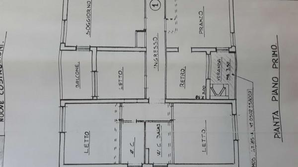 Appartamento in vendita a Forlimpopoli, Con giardino, 142 mq - Foto 2