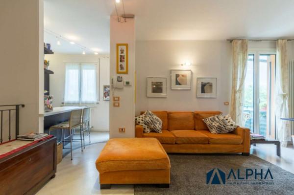 Appartamento in vendita a Forlimpopoli, Con giardino, 130 mq - Foto 27