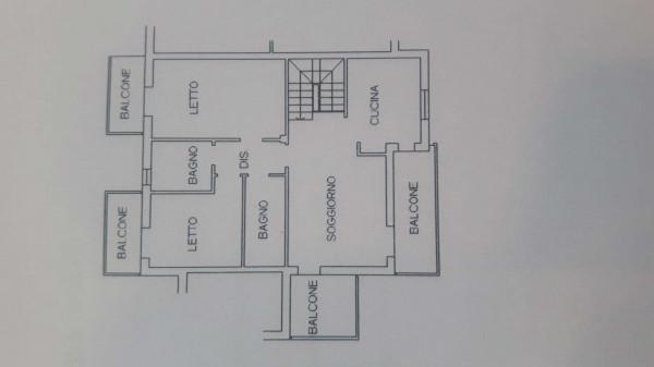 Appartamento in vendita a Forlimpopoli, Con giardino, 130 mq - Foto 4
