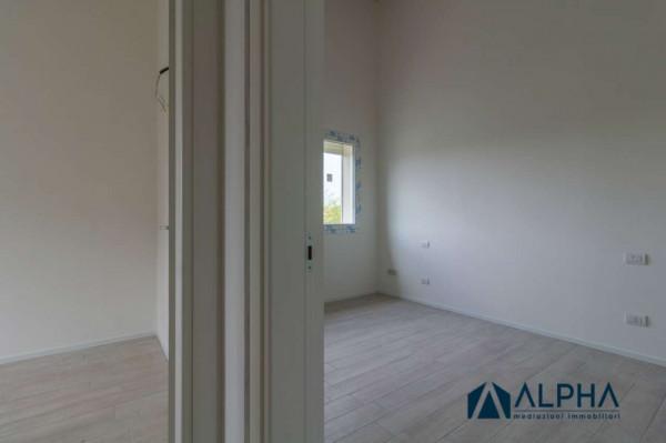 Appartamento in vendita a Forlimpopoli, San Leonardo In Schiova, 137 mq - Foto 17