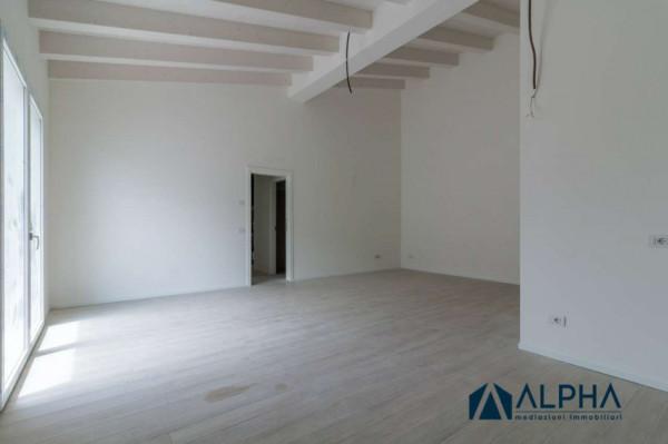 Appartamento in vendita a Forlimpopoli, San Leonardo In Schiova, 137 mq - Foto 26
