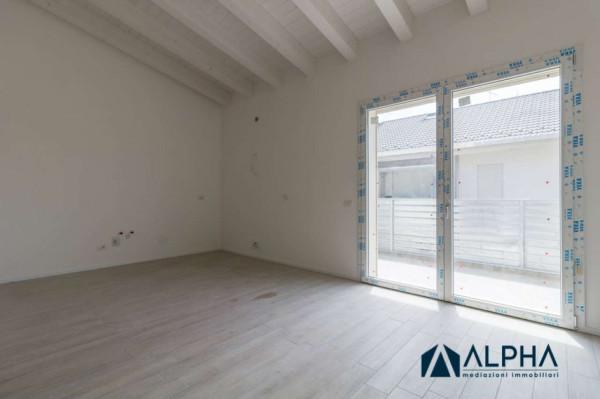 Appartamento in vendita a Forlimpopoli, San Leonardo In Schiova, 137 mq - Foto 25