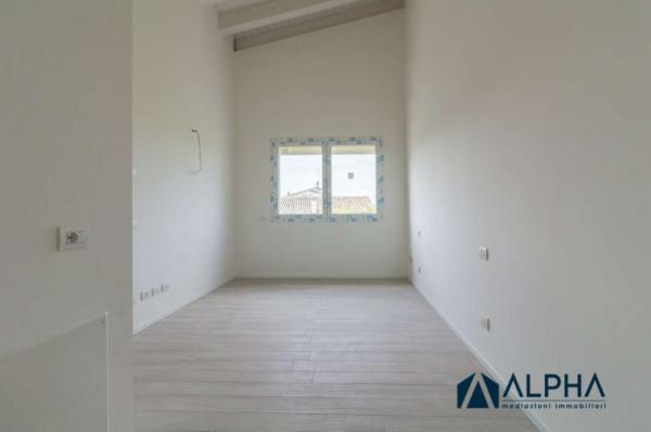Appartamento in vendita a Forlimpopoli, San Leonardo In Schiova, 137 mq - Foto 20