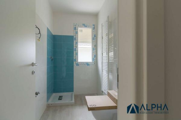Appartamento in vendita a Forlimpopoli, San Leonardo In Schiova, 137 mq - Foto 21