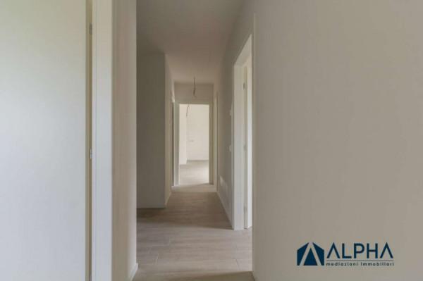 Appartamento in vendita a Forlimpopoli, San Leonardo In Schiova, 137 mq - Foto 22