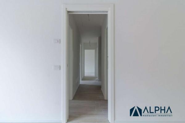 Appartamento in vendita a Forlimpopoli, San Leonardo In Schiova, 137 mq - Foto 3